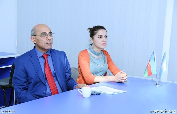 AMEA İnformasiya Texnologiyaları İnstitutu, ikt.az, ict.az, Ramiz Alıquliyev
