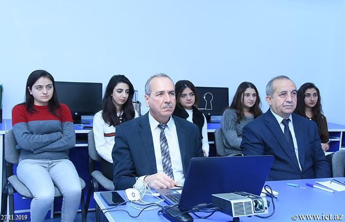 AMEA İnformasiya Texnologiyaları İnstitutu, ikt.az, ict.az, Yadigar İmamverdiyev, Ramiz Şıxəliyev
