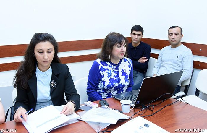 AMEA Rəyasət Heyəti.  16 saylı şöbənin 2019-cu il üzrə illik hesabatı