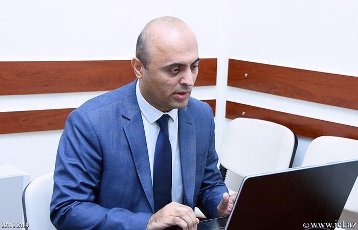AMEA İnformasiya Texnologiyaları İnstitutu, ikt.az, ict.az,  Anar Səmidov