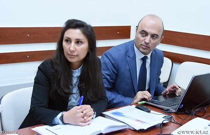 AMEA İnformasiya Texnologiyaları İnstitutu, ikt.az, ict.az, Anar Səmidov, Zülfiyyə Hənifəyeva