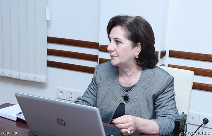 AMEA İnformasiya Texnologiyaları İnstitutu, ikt.az, ict.az,  Zərifə Cəbrayılova