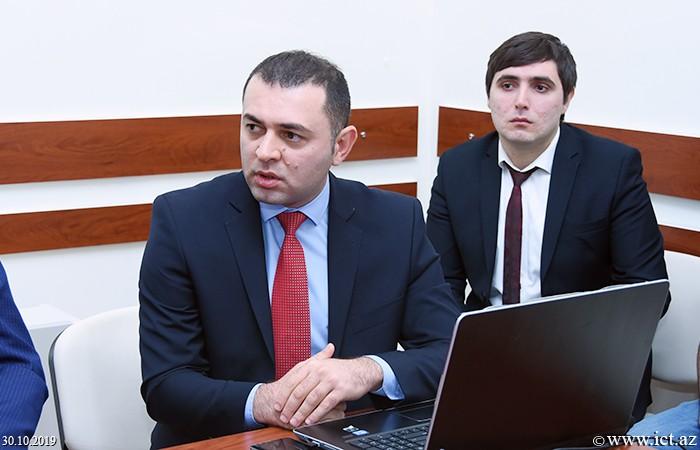 AMEA İnformasiya Texnologiyaları İnstitutu, ikt.az, ict.az, Babək Nəbiyev