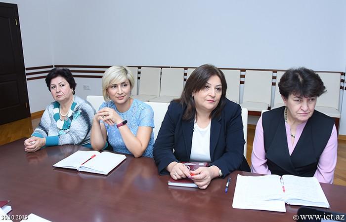 AMEA İnformasiya Texnologiyaları İnstitutu, ikt.az, ict.az, Tamilla Bayramova, Mədinə Səidova, Dinara Zeynalova