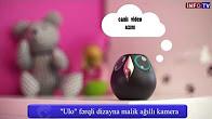 """Fərqli dizayna malik ağıllı kamera """"Ulo"""""""