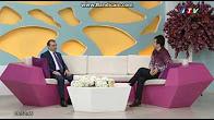 AMEA İTİ-nun şöbə müdiri Rasim Mahmudov İctimai televiziyanın qonağı olub