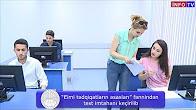 """""""Elmi tədqiqatların əsasları"""" fənnindən test imtahanı keçirilib"""