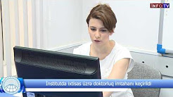 Doctoral exam on specialty was held at the Institute of Information Technology