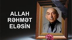 Azərbaycan Milli Elmlər Akademiyasında Azərbaycanın tanınmış alimi mərhum Lütfi Zadə ilə vida mərasimi keçirilir.