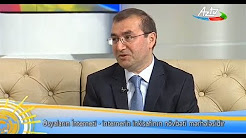"Rasim Mahmudov, head of the Public Relations Department spoke on ""The Internet of Things"" at AzTv's ''Seher'' Program"