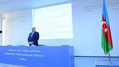 Институт информационных технологий НАНА. Очередное заседание Диссертационного совета