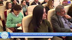 В НАНА были обсуждены проблемы, существующие в сфере развития научной журналистики