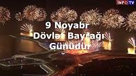 9 Noyabr Dövlət Bayrağı Günüdür