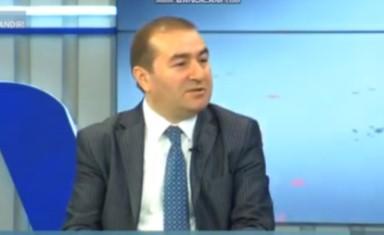 """AMEA İTİ-nin şöbə müdiri Rasim Mahmudov ATV-nin """"ATV Qərərgah"""" proqramında"""