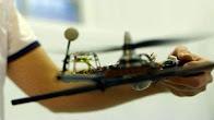 İsveçrə Federal Texnologiya İnstitutu yeni dron təqdim edib