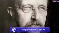 "Today in history. German physicist Max Planck ""gave birth"" to quantum theory on this day in 1900"