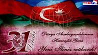 31 December - International Solidarity Day of Azerbaijanis