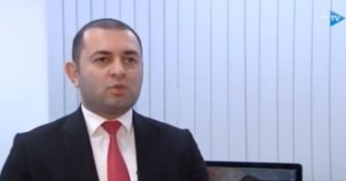 """AMEA İTİ-nin şöbə müdiri Babək Nəbiyev AzTV-nin """"Telesəhər"""" proqramında"""