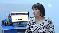 """AMEA İTİ-nun sektor müdiri Əfruz Qurbanova """"CBC""""kanalında çıxış edib"""