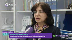 """Head of Training Innovation Center gave an interview on subject """" Internet addiction of children and adolescent"""""""