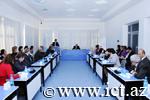 İKT növbəti elmi seminar keçirilib