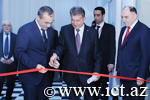 Electronic library and research center of ICT opened