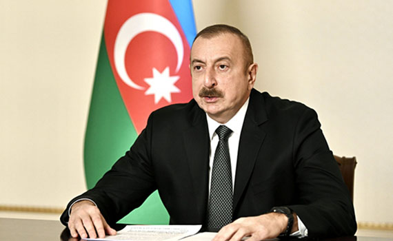 Prezident İlham Əliyev: Ermənistan-Azərbaycan Dağlıq Qarabağ münaqişəsi hərbi-siyasi yollarla həll edilib