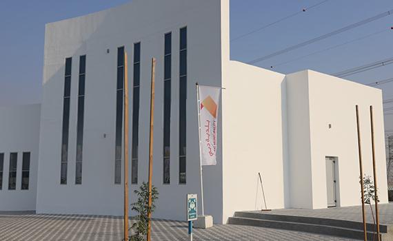 Dubayda dünyanın ən böyük 3D çap binası istifadəyə verilib
