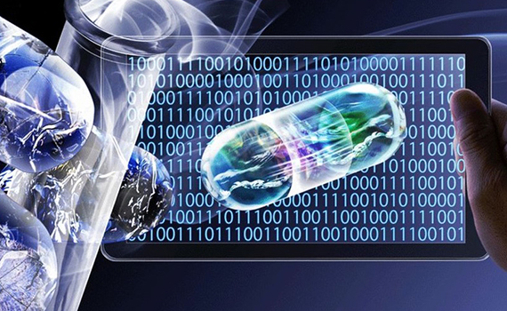 Artificial intelligence-created medicine to be used on humans for first time