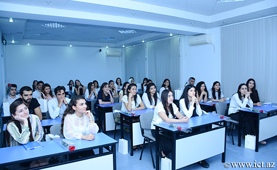 The Institute of Information Technology has started the academic year of master's students