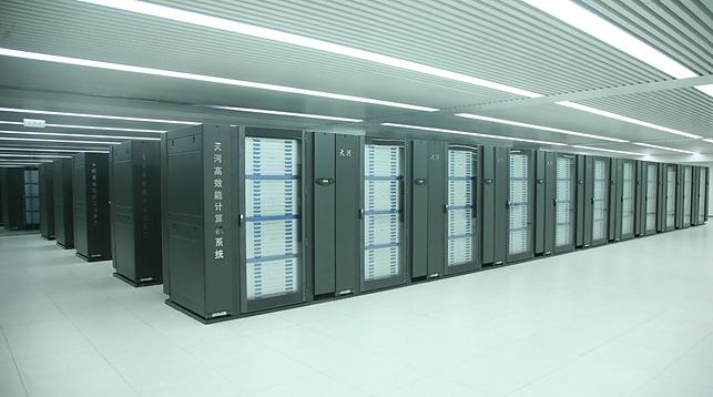 China to create supercomputer performing 1 quadrillion operations per second