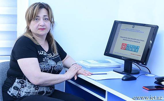 Böyük həcmli tibbi verilənlərin analitikasının imkanları müzakirə olunub
