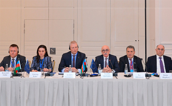 """Strengthening Research, Development and Innovation in Azerbaijan's Higher Education"" project is being implemented"