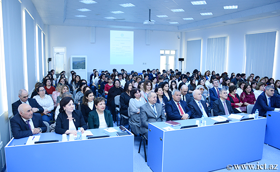 "An event dedicated to  ""Science Day"" held at the institute"