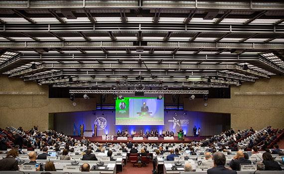 Azerbaijan represented at WSIS Forum 2019