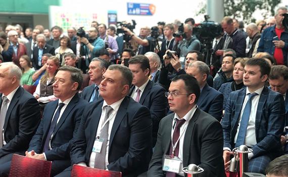 """Azərbaycan """"Svyaz-2019"""" 31-ci Beynəlxalq İnformasiya-Kommunikasiya Texnologiyaları Sərgisində təmsil olunur"""
