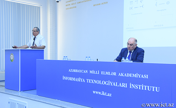 A scientific seminar on the scientific and theoretical problems of visual analytics held
