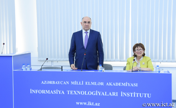 Institute  held a meeting with students of the Baku European Lyceum