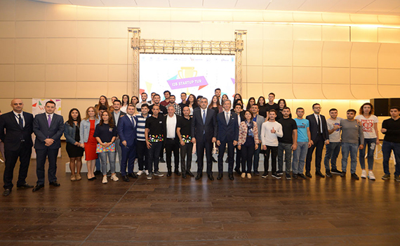 "Winners of project ""I2B – From Idea to Business"" for 2019 determined"