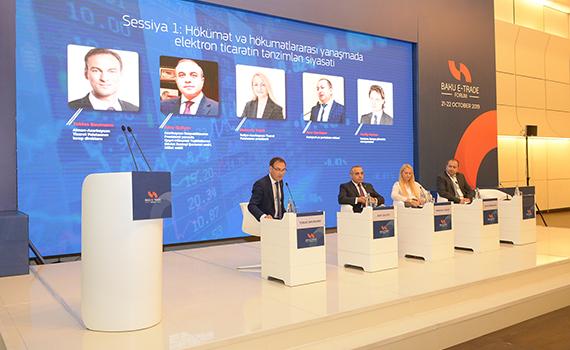 2nd Baku E-Trade Forum kicks off