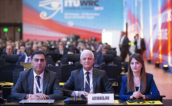 Three representatives of Azerbaijan's Communications Administration elected to leading positions in ITU-R Study Groups
