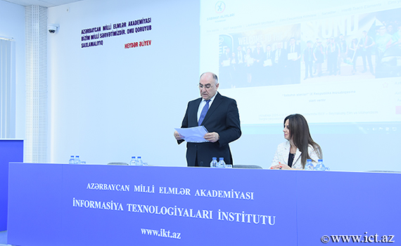 A meeting dedicated to cooperation between the Institute of Information Technology and the Baku European Lyceum took place