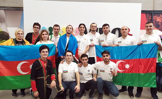 Winners of III Robot Olympiad represent Azerbaijan at World Robot Olympiad