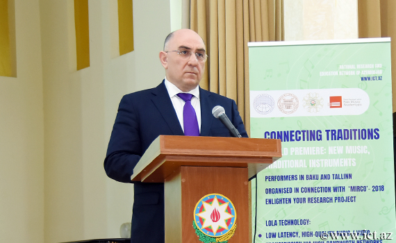 "Academician Rasim Alguliyev: ""Technology demonstrates that it  is an integral part of world civilization with the contribution of integrating cultures"""