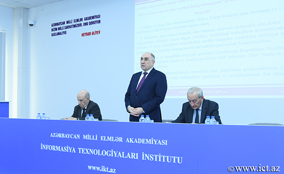 Multidisciplinary issues were discussed at the meeting of the Division of Physical-Mathematical and Technical Sciences