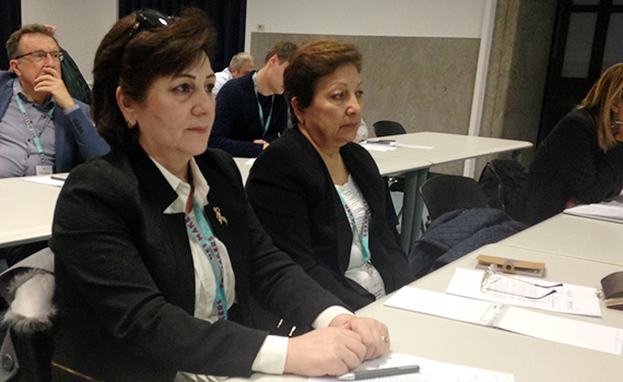 Scientists of the Institute took part in an international event in Rome