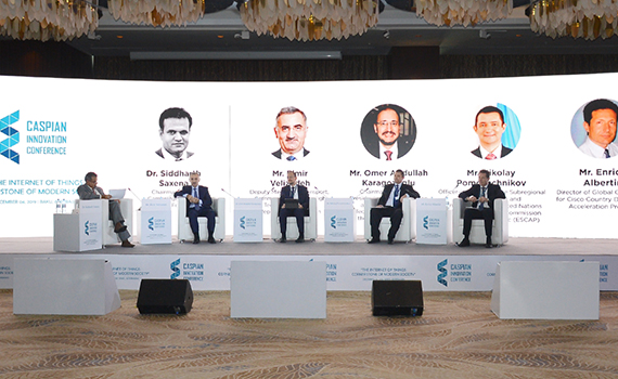 "2nd Caspian Innovation Conference on ""The Internet of Things: Cornerstone of Modern Society"" held"