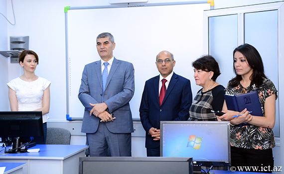 Institute of Information Technology held doctoral exams in the specialties