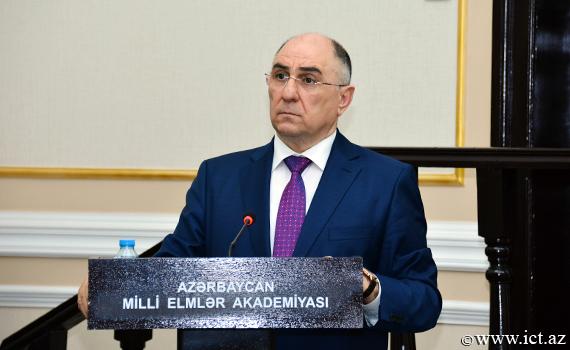 Академик Расим Алигулиев: «Существует необходимость в правописании слова орфография»