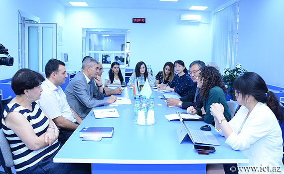 The prospects of cooperation in the field of technology commercialization were discussed